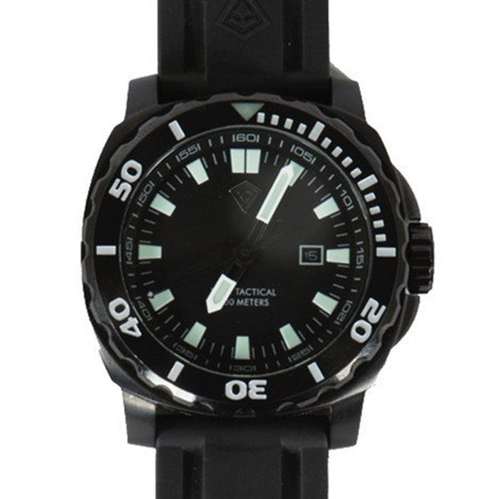 First Tactical Fathom Stainless Steel Dive Watch