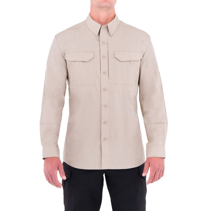 First Tactical Men's Specialist Long Sleeve Tactical Shirt | UKMCPro
