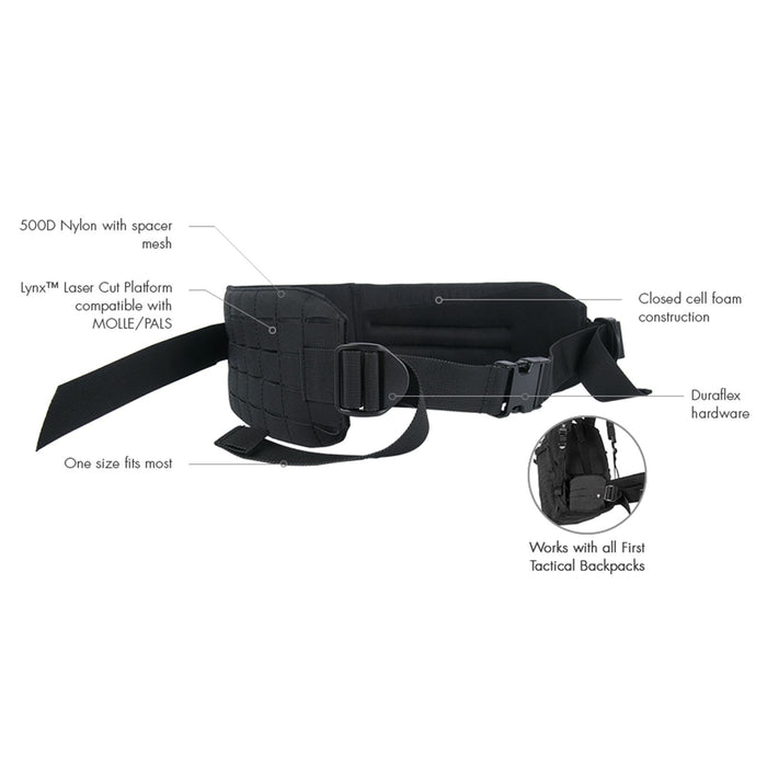 First Tactical Tactix MOLLE Waist Belt | UKMCPro
