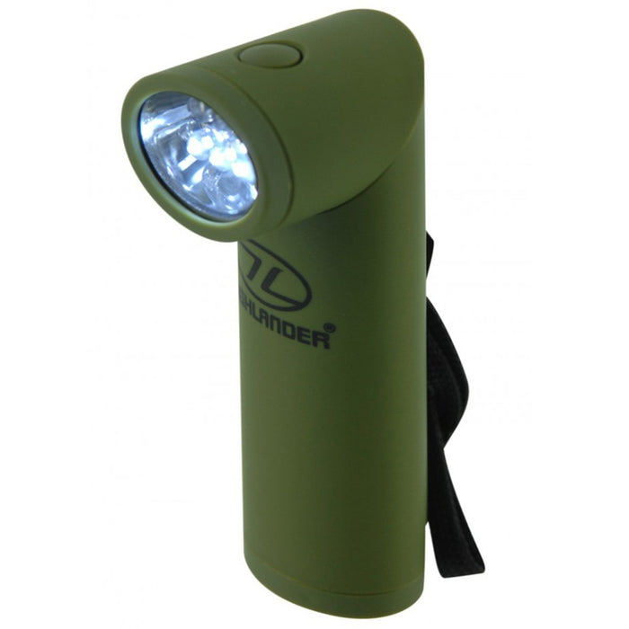 Highlander Kadar Swivel Head Torch
