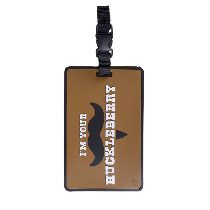 Huckleberry Luggage Tag | UKMCPro