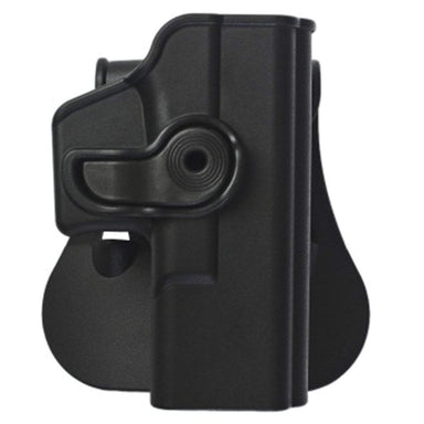 IMI DEFENSE POLYMER RETENTION PADDLE HOLSTER LEVEL 2 | Glock 19/23/25 | Black | UKMC Pro