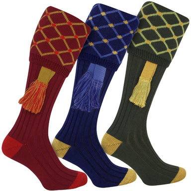 Jack Pyke Diamond Shooting Socks | UKMC Pro