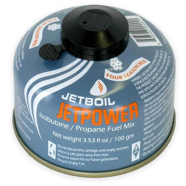 Jetboil Jetpower Gas Fuel 100g | UKMCPro