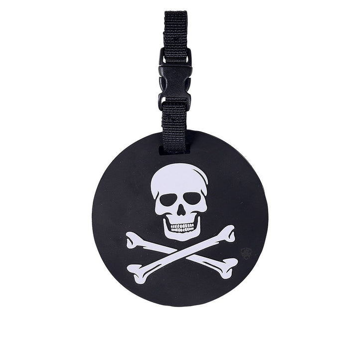 Jolly Roger Pirate Luggage Tag | UKMCPro