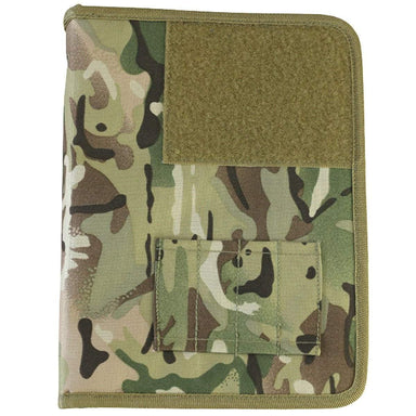 Kombat MOLLE A5 Folder Holder BTP Camo | UKMC Pro