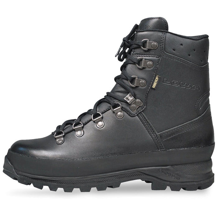 Lowa Mountain GTX PT Black | UKMCPro