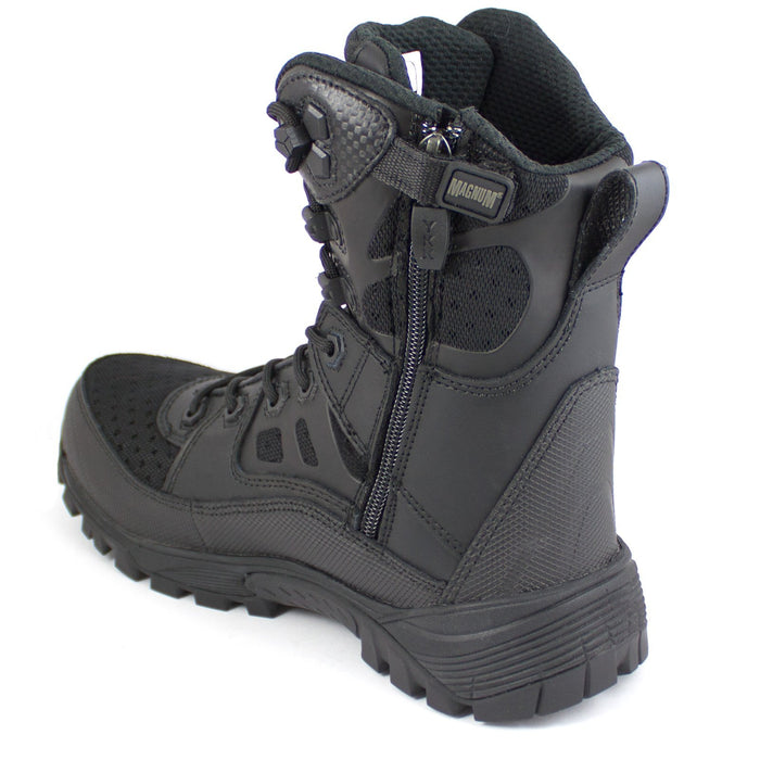 Magnum Lightspeed 8.0 SZ Side Zip Tactical Boots | UKMCPro