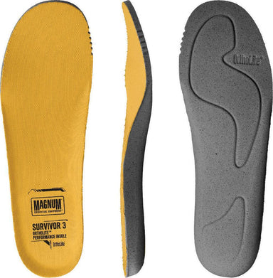 Magnum Ortholite Surviver 3 Insoles | UKMCPro