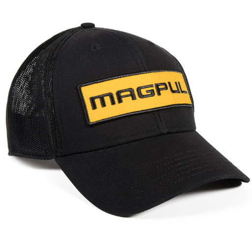 Magpul Wordmark Patch Mid Crown Snapback Cap | UKMCPro