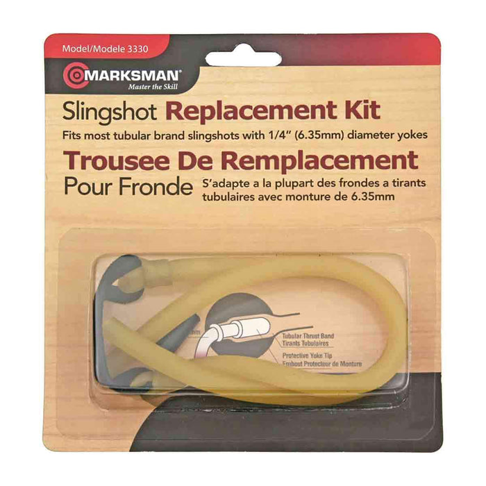 Marksman Slingshot Band Replacement Kit | UKMCPro