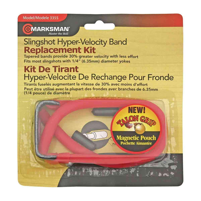 Marksman Slingshot Hyper-Velocity Band Replacement Kit | UKMCPro