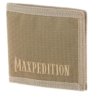 Maxpedition BFW Bi-Fold Wallet Tan | UKMC Pro