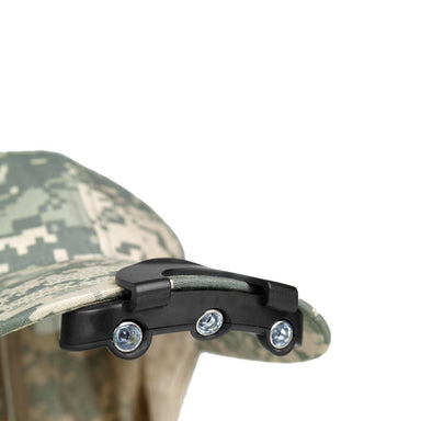 Mil-Tec Baseball Cap 3 LED Light | UKMCPro