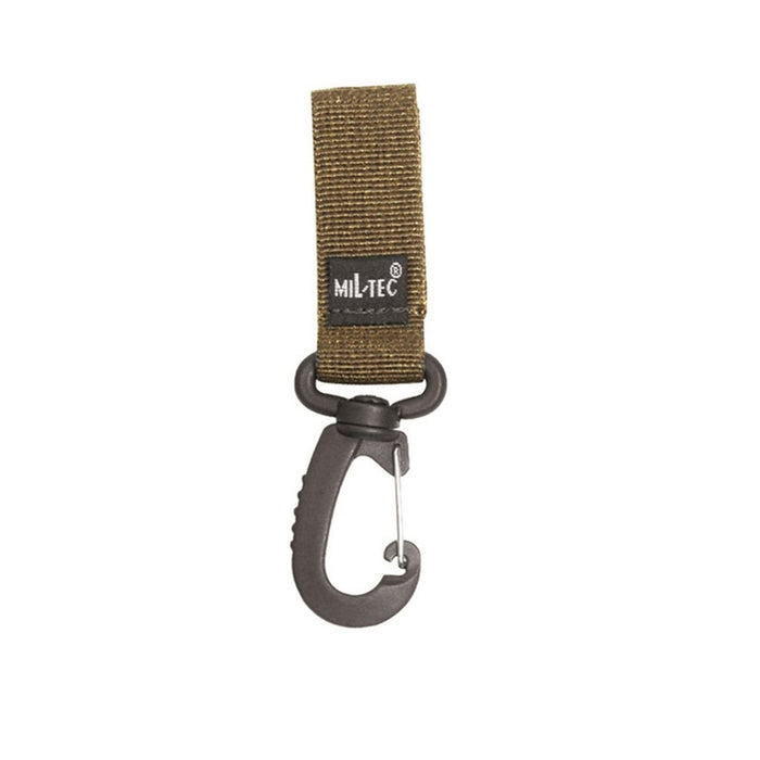 Mil-Tec Belt Loop with Carabiner 70mm | UKMCPro