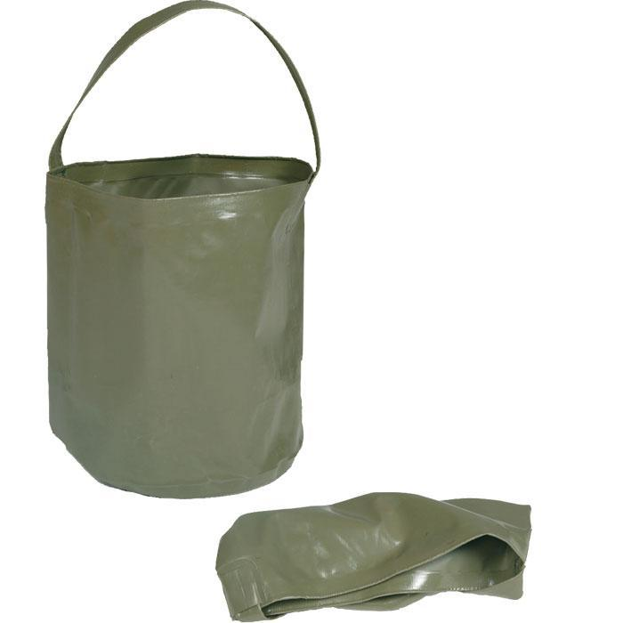 Mil-Tec Folding Water Carrier Bucket | UKMCPro