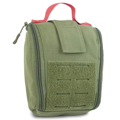 Mil-Tec IFAK MOLLE Pouch Green | UKMCPro