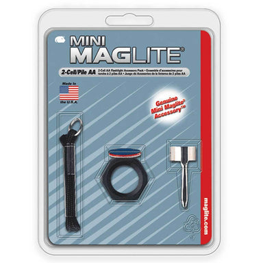 Mini MagLite Accessories Pack w/ Colour Filters | UKMCPro