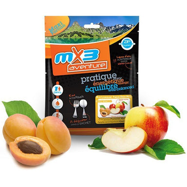 MX3 Adventure Apple & Apricot Compote Freeze Dry Meal Pouch | UKMCPro
