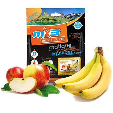 MX3 Adventure Apple & Banana Compote Freeze Dry Meal Pouch | UKMCPro