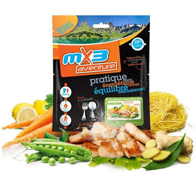 MX3 Adventure Chinese Soup with Sichuan Flavour Freeze Dry Meal Pouch | UKMCPro