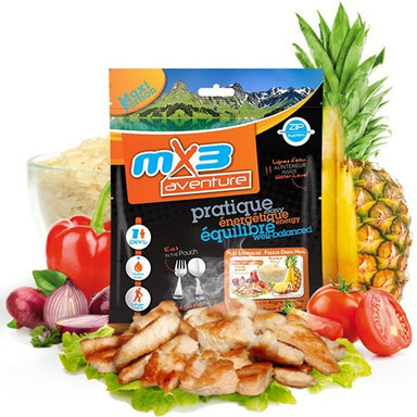 MX3 Adventure Sweet and Sour Chicken Freeze Dry Meal Pouch | UKMCPro