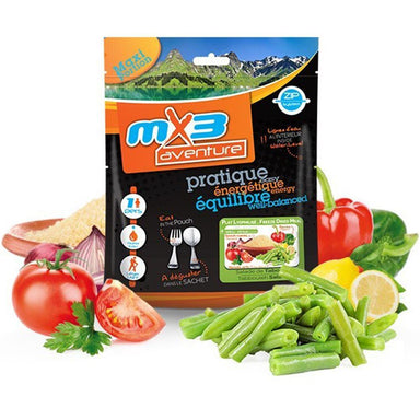 MX3 Adventure Tabbouleh Salad Freeze Dry Meal Pouch | UKMCPro