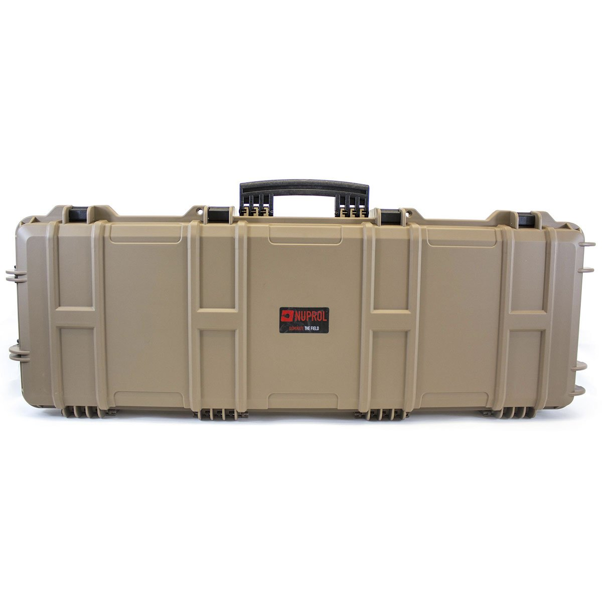 Nuprol Large Hard Case (Wave Foam) Coyote | UKMC Pro