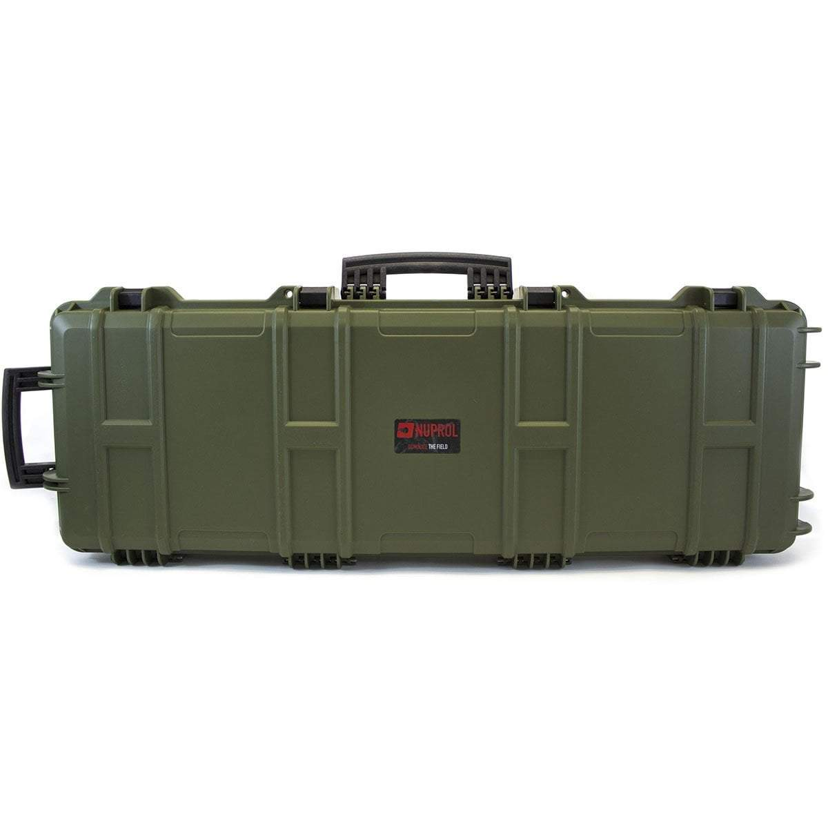 Nuprol Large Hard Case (Wave Foam) Green | UKMC Pro