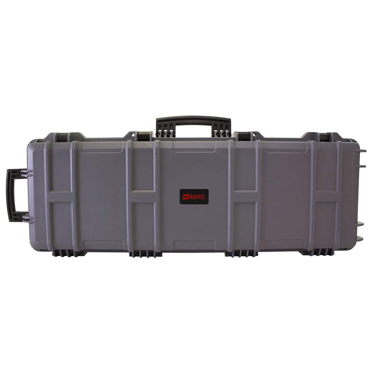 Nuprol Large Hard Case (Wave Foam) Grey | UKMC Pro