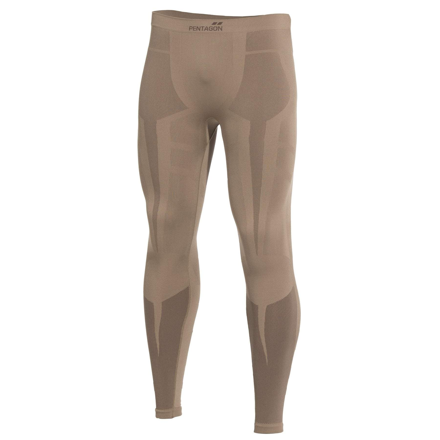 Pentagon Plexis Long Johns Coyote | UKMCPro