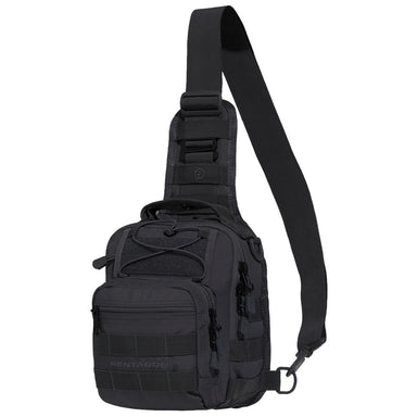 Pentagon UCB 2.0 Chest Bag 7L Black | UKMC Pro