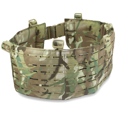 Raven Ultralight Laser Cut Padded MOLLE Belt | UKMCPro