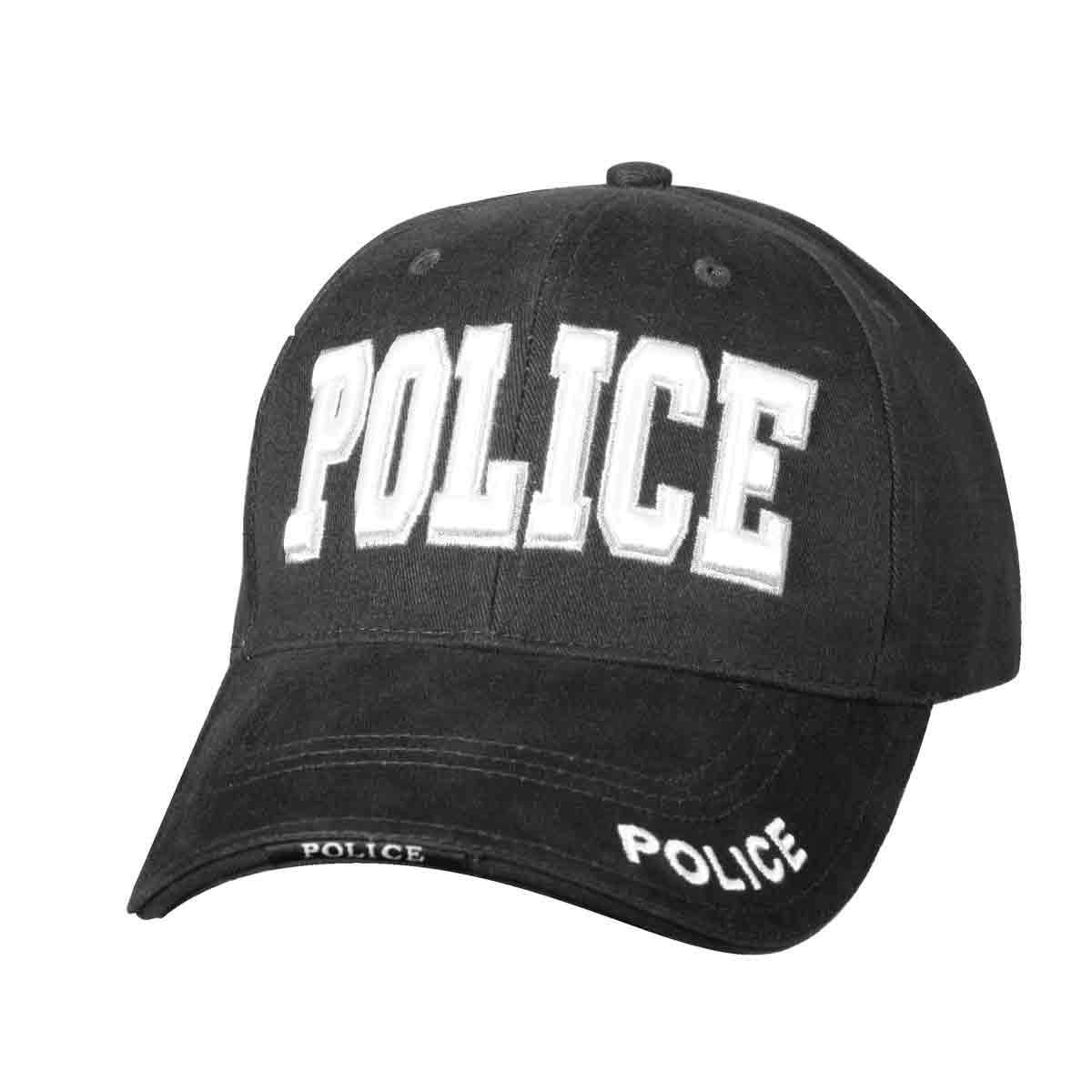 Rothco Deluxe Police Low Profile Cap | UKMCPro