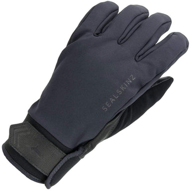 SealSkinz Waterproof All Weather Insulated Gloves Black | UKMC Pro