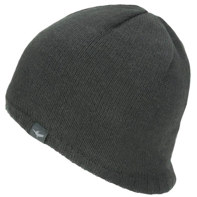 SealSkinz Waterproof Cold Weather Beanie Hat Black | UKMC Pro