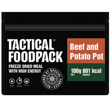 Tactical Foodpack Beef & Potato Pot | UKMCPro