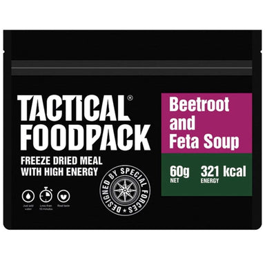 Tactical Foodpack Beetroot & Feta Soup | UKMCPro