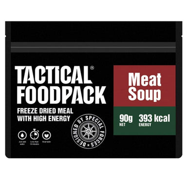 Tactical Foodpack Meat Soup | UKMCPro