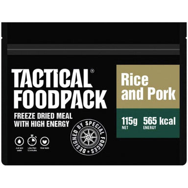 Tactical Foodpack Rice & Pork | UKMCPro