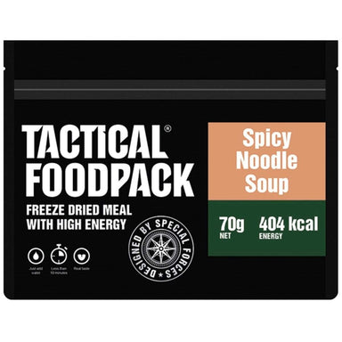 Tactical Foodpack Spicy Noodle Soup | UKMCPro