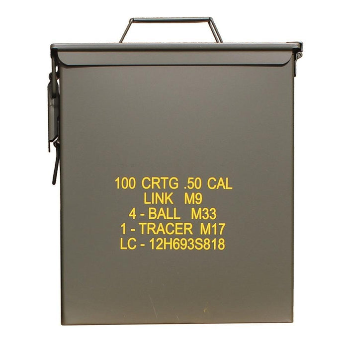 US M9 50 CAL Large Ammo Box | UKMCPro