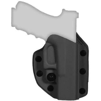 Vega VKK8 Thermo Molded Polymer Holster Right-Handed Black | UKMC Pro