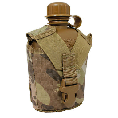 Viper MOLLE Water Bottle & Pouch Set V-Cam | UKMC Pro