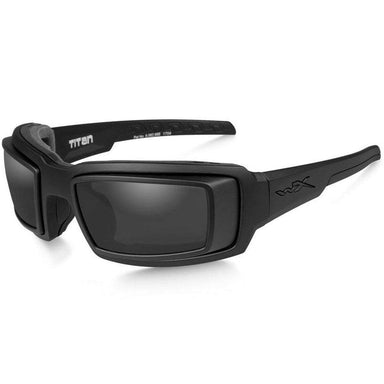 Wiley X Titan RX Frame with Rim Black Ops Glasses | UKMC Pro