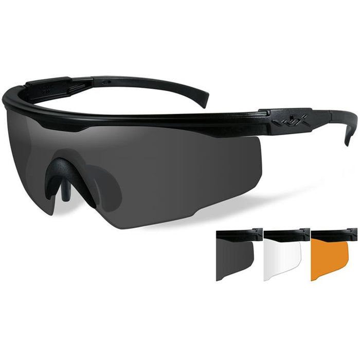 Wiley X PT-1 Glasses 3 Lens Kit | UKMCPro