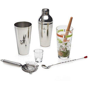 Libbey Mixology 9-piece Cocktail Set