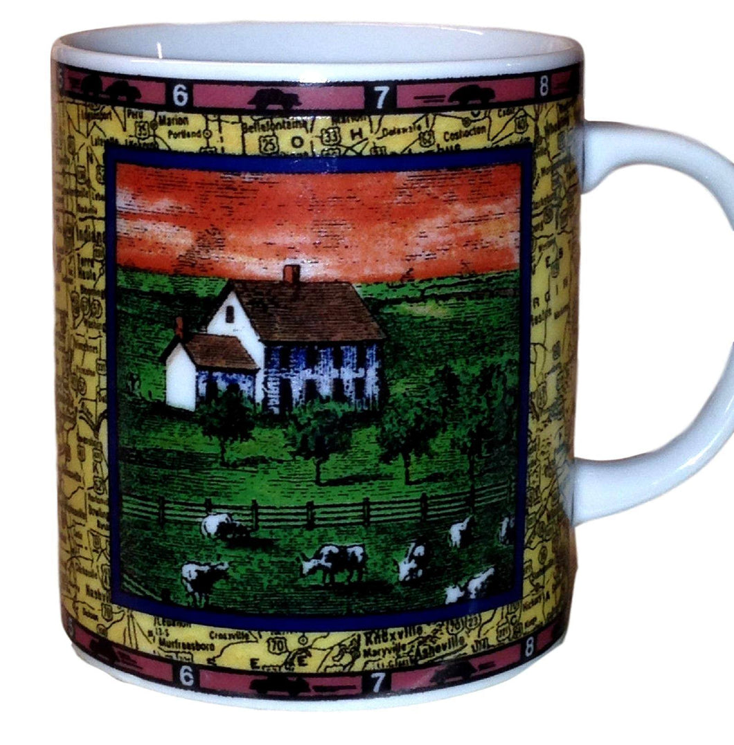 department 56 coffee mug