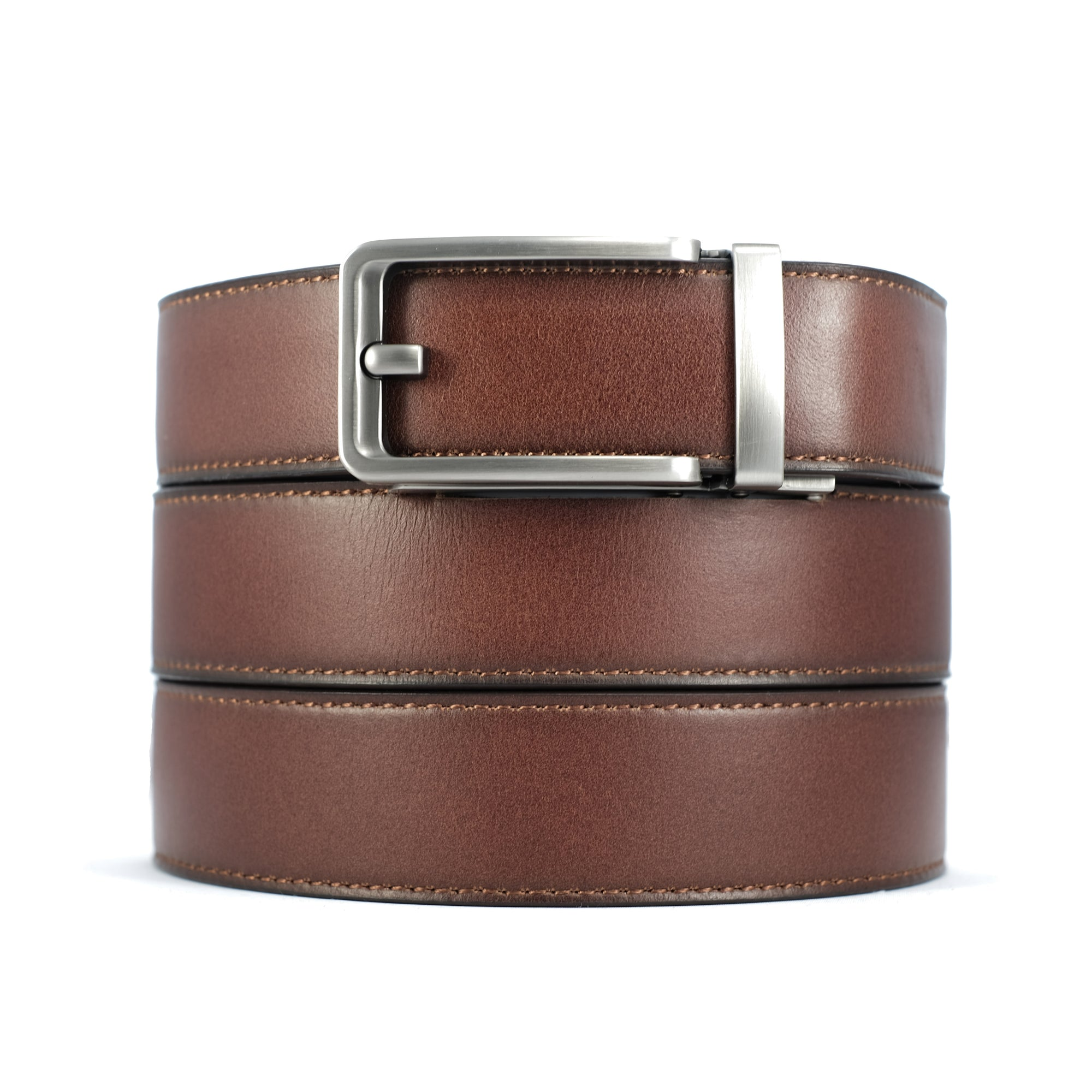 brown cinch belt