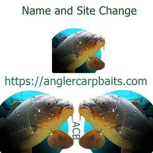 Angler Baits is Now Angler Carp Baits-New Website